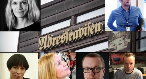 Hvem blir Adresseavisens neste nyhetsredaktør? Her er 13 navn vi tror kan være aktuelle