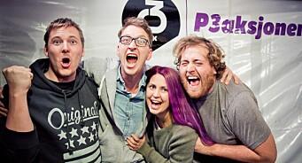 225 menn og kvinner har søkt jobben som programleder i NRK P3. Her er hele søkerlisten