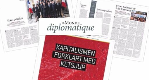 Pengene drysser fra Fritt Ord: Både Le Monde diplomatique Norge og Yngve Leonhardsen får 30.000 hver