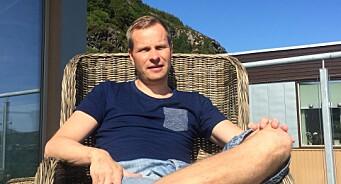 Trond Olav måtte søke fem-seks ganger før han fikk jobb i BT. Selv de mest håpløse kan det gå bra for, sier VGs nye avdelingsleder