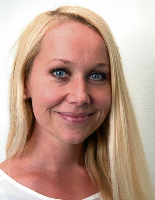 Therese Sollien til Aftenposten.