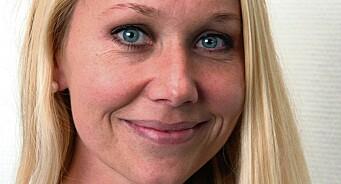 Therese Sollien forlater Minervas rike onkler for Tanta litt lenger opp Akersgata: Blir kommentator i Aftenposten