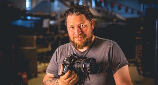 iTromsø-fotograf Tom Benjaminsen (47) blir reklamefotograf for innholdsbyrå