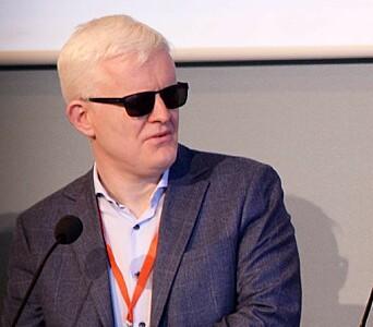 LederDag Idar Tryggestad i Norsk Journalistlag.