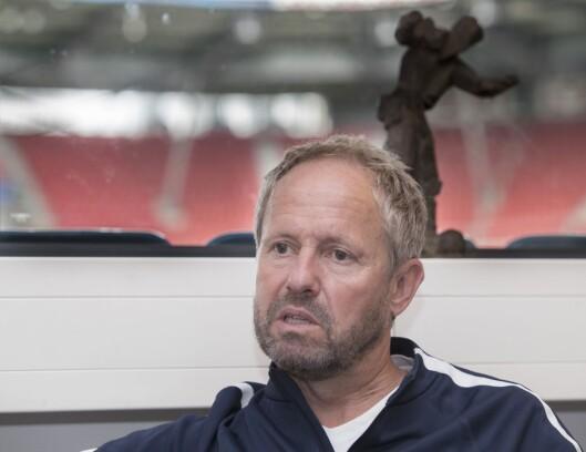 Pål Bjerketvedt, generalsekretær i Norges Fotballforbund (NFF).