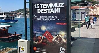 I dag er det ett år siden det mislykkede kuppforsøket i Tyrkia. «Sagaen» fortelles med totalt fravær av balansert mediedekning