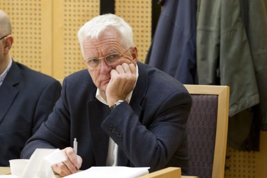 Hegnar Media-sjef Trygve Hegnar.
