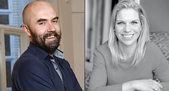 Mai-Bente og Markus har tatt på seg høstens vanskeligste oppgave: Skal redde Venstre og hjelpe dem til valgsuksess