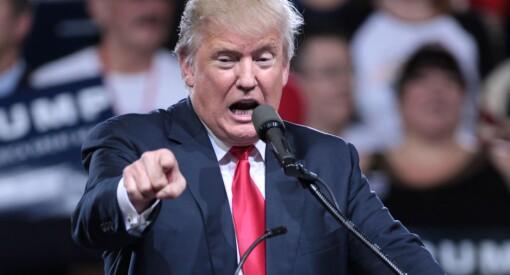 Ny Twitter-tirade fra Trump: – Bekjemp de korrupte falske mediene