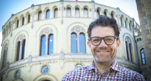 Tidligere NRK-journalist Rune Alstadsæter klar for første stortingsvalgkamp: – Jeg skal innrømme at jeg har en klump i magen