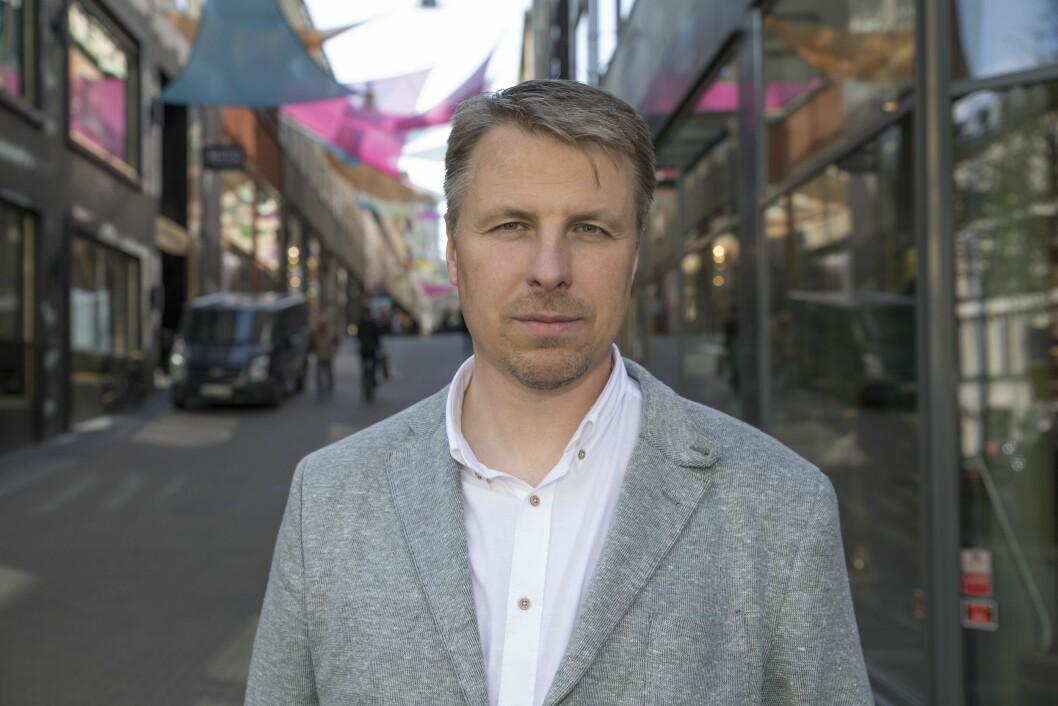 Magnus Johansson er nordensjef i Rocket Fuel