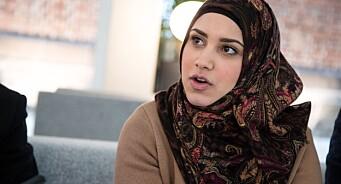 Hva skal Faten stemme på? Nytt NRK-program vil gjøre unge kjent med partiene