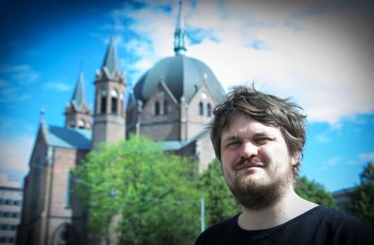 Lars Akerhaug (35) er en norsk journalist og forfatter..