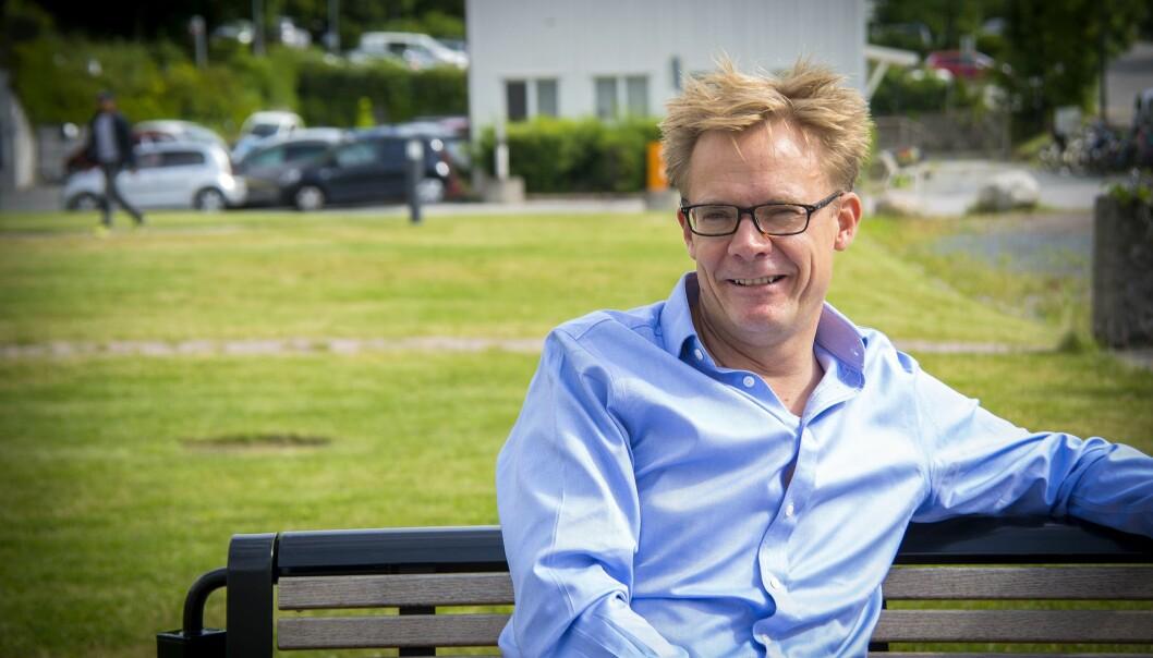 NRK-profil Espen Aas er ikke begeistret for enkelte av spørsmålene som Medieundersøkelsen 2021 stilte norske journalister.