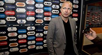 Dag-Eilev Fagermo med stikk mot norsk sportspresse: Mener journalistene er med på å snakke ned norsk fotball