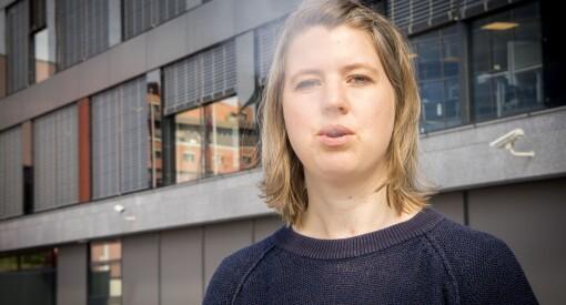 Venstrevridde Cornelia (35) i Dagbladet blir jævlig provosert når folk kaller journalister for en saueflokk