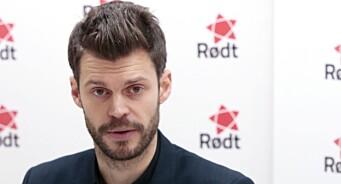 Rødt mener politiske partier må offentliggjøre alle «dark post»-annonser på Facebook