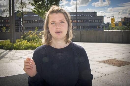 Cornelia Kristiansen.