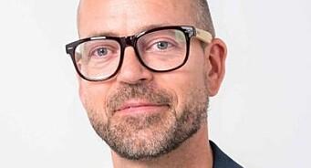 Fra tele til TV: Ole André Skarbøvik blir ny kommersiell direktør i RiksTV
