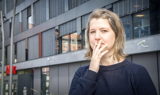 Cornelia Kristiansen i Dagbladet.