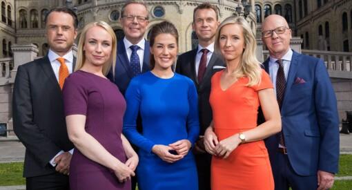 De skal styre landet, men kan de styre en bil? TV 2 setter partilederne bak rattet i nytt format som skal nå unge velgere