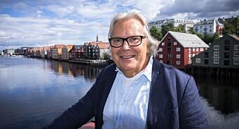 Ulf tok sluttpakke etter 44 år i Adresseavisen. Nå gjør han comeback og blir mediegründer - med nisjeavis om mat og vin