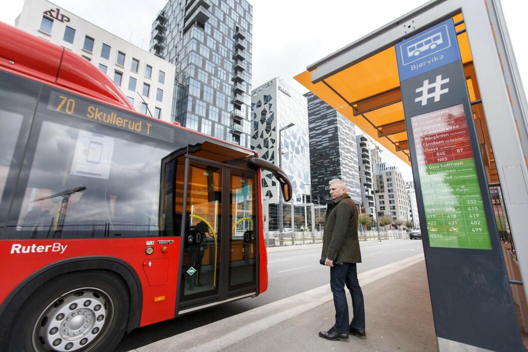 Det er kanskje dyrt å ta buss i Norge, men tallene NTB brukte sa ingenting om at det er dyrest i Europa.