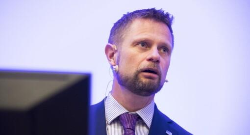 Se debatt fra Arendalsuka: Hvor bør grensene gå mellom åpenhet og taushet i helsevesenet?