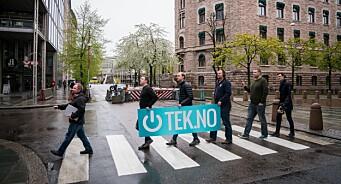 VG-fronten satte fyr på Tek.no, som holder på å passere både DN og SOL i antall brukere. Nå er målet å bli blant de 10 største nettstedene i landet
