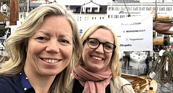 Etter fire fulle dager med politikk og prat drar Trine og Sarah hjem fra Arendal. Vi oppsummerte uka med aftenpodderne