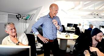 Godt år i Arendal: Agderposten doblet resultatet i fjor - vekst i både opplag og digitale annonseinntekter