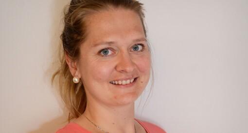 Randi Berdal Hagen (33) ansatt som nyhetsjournalist i NRK Telemark