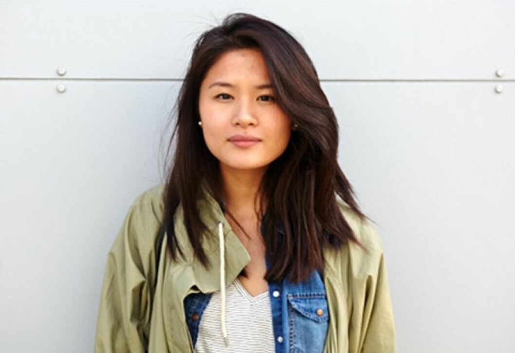 Julie Tran er fast ansatt som journalist i Radio Norge.