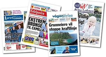 For to år siden ble det fire aviser i Lofoten. I fjor gikk tre av dem med underskudd