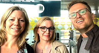 Aftenposten satser tyngre på Aftenpodden: Nå er det ikke lengre en hobby for Lars Glomnes
