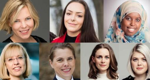 Kvinneguiden går live: Inviterer til Kvinnelørdag på Latter for å snakke om kropp, minoriteter, lederskap og voldtekt