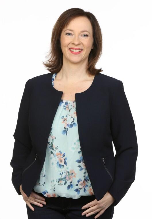 Inger-Lise Kvås, redaksjonssjef i Kvinneguiden.