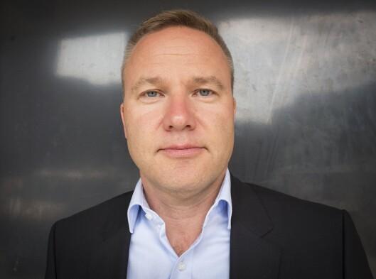 Redaktør Helge Lurås i nettavisen Resett.