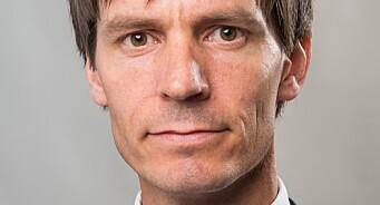 Ny jobb for erfaren konsulent: Jostein Rensmoen Røraas blir ny kommunikasjonssjef i Hæren