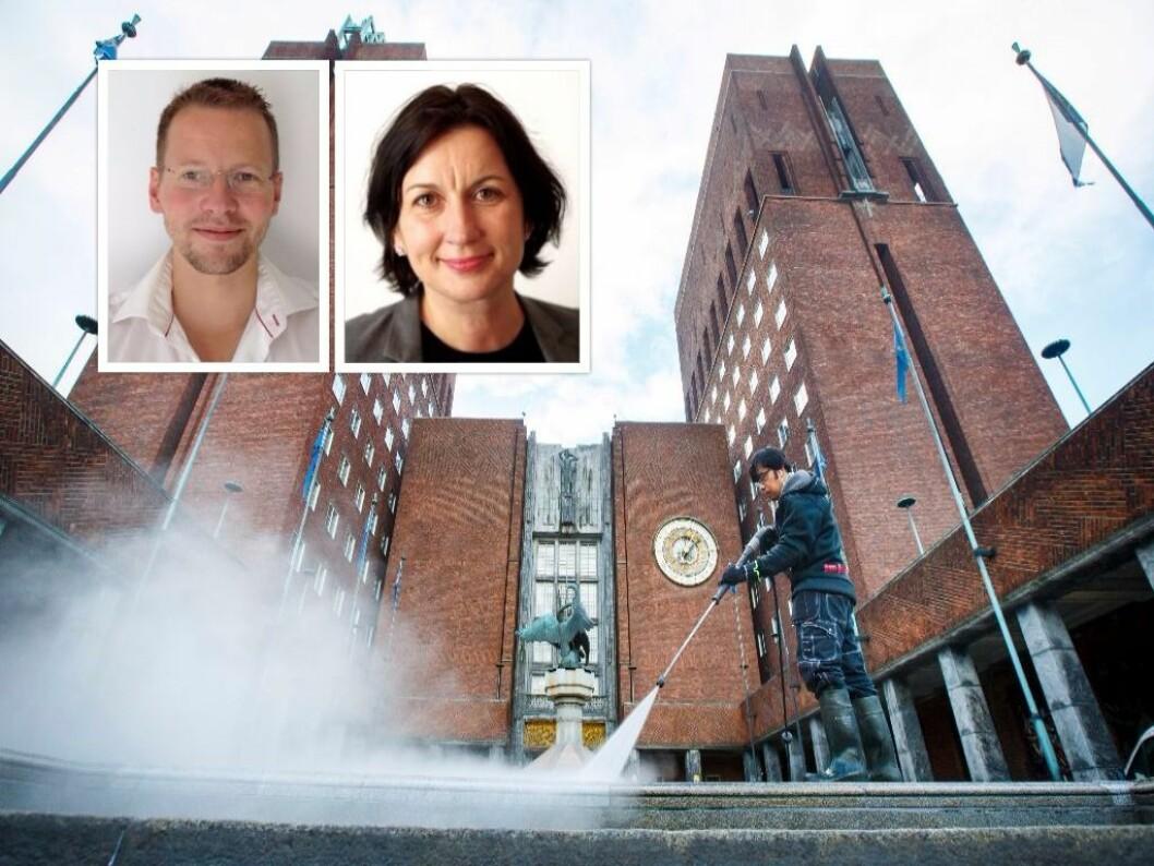 34 har søkt jobben som kommunikasjonssjef i Bymiljøetaten i Oslo kommune - blant annet Trygve Svensson og Agnieszka Bryn.