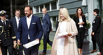 Haakon og Mette-Marit blir med på festen når NTB i dag markerer 150 år som nasjonalt nyhetsbyrå