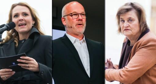 Det var NRK-sjefens rett og plikt å kommentere hijab-kritikken. Enkelte andre burde holdt kjeft. Og Kringkastingsrådet bør tas av skjermen