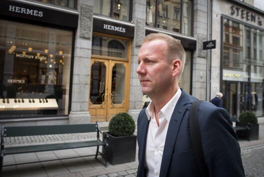 Politisk kommentator Eirik Bergesen.