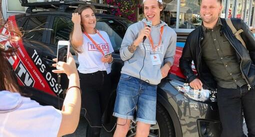 Kristine (18) når flere unge på YouTube enn NRK gjør på partilederdebatten. Kan det øke valgdeltakelsen blant de yngste?