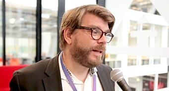 - Jeg tror ikke dere i Oslo forstår det store teknologimiljøet vi har her i Bergen, sier Sigvald Sveinbjørnsson