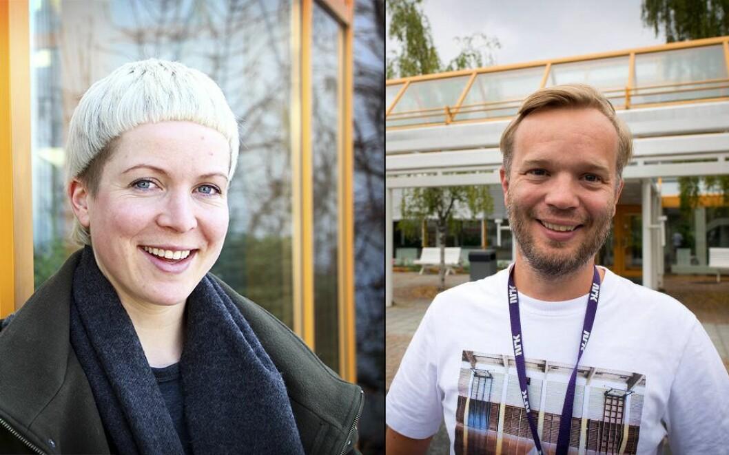 Redaksjonssjef Ingjerd Østrem Omland i P1 «Her og nå» tar over jobben til radiosjef Bjørn Tore Grøtte i NRK P3, som nå blir sjef i NRK P1.