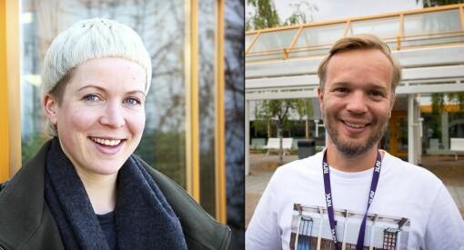 Ny stollek i NRK: P3-topp Bjørn Tore Grøtte blir sjef i P1 og «Her og nå»-sjef Ingjerd Østrem Omland blir radiosjef i P3