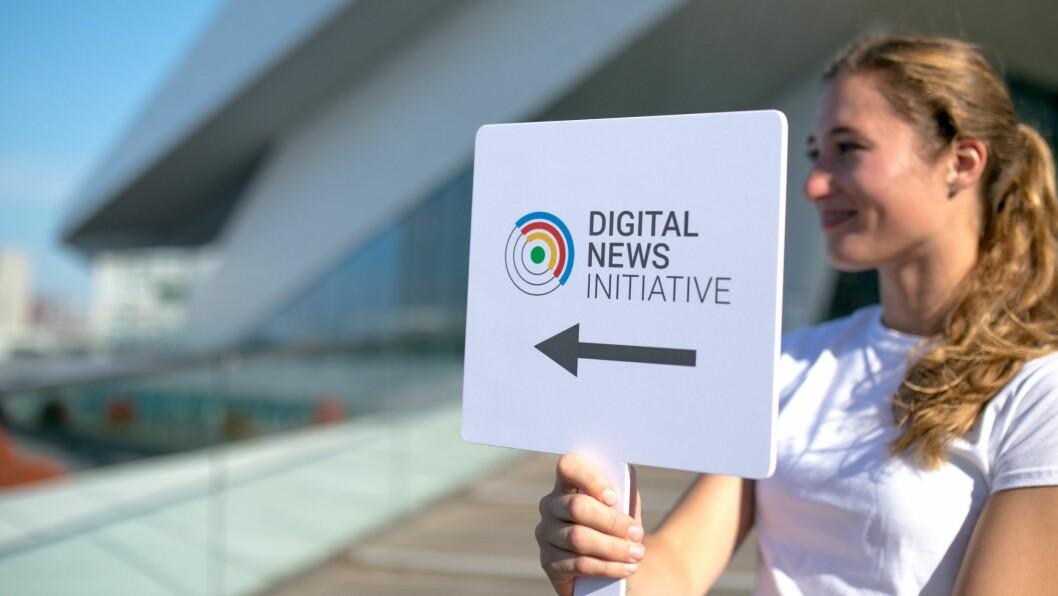 Google Digital News Initiative har tildelt medier og journalistikk 650 millioner kroner i 29 land. Nå vil de ha flere søknader.