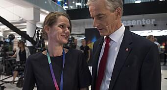 Nok en spinndoktor slutter i Ap: Camilla Ryste går fra Jonas Gahr Støre til NAF