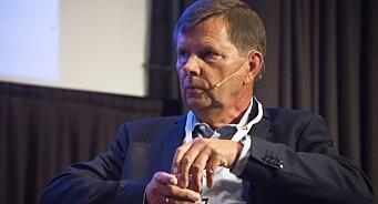 Svein Larsen trekker seg som styreleder i Norsk Lokalradioforbund - vil kjempe videre på vegne av Radio Metro